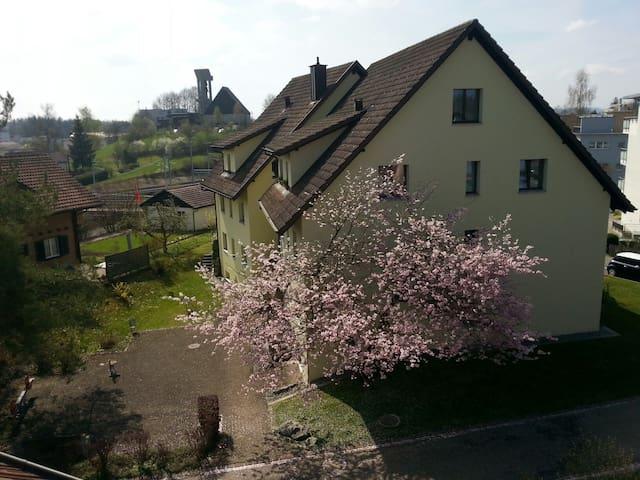 BEST PLACE CLOSE TO ZURICH - Illnau-Effretikon - Appartement