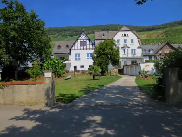 Apartment  MOSELGARTEN  Im Weingut 2 mit Balkon - Piesport