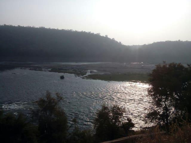 Mudrika Laidback homestay - Omkareshwar - Ev