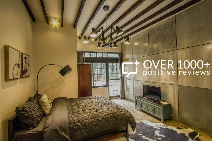 HIP Studio French Concession, 5 mins to subway - Shanghái - Casa