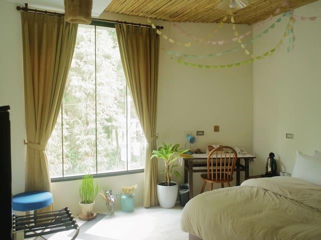 七天四季-Room Jul. 1『七月一日房』 - 鹿谷鄉