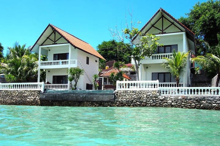 Private room with seaview 1  ground floor - Nusapenida - Villa