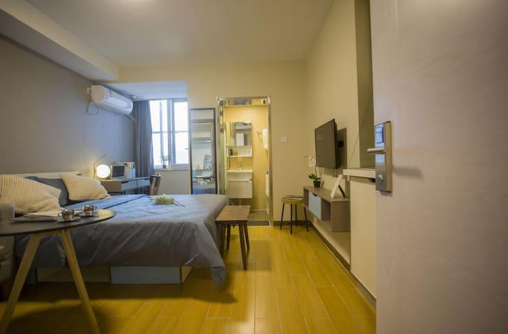 精英公寓 一室一厅 精装 - Wenzhou