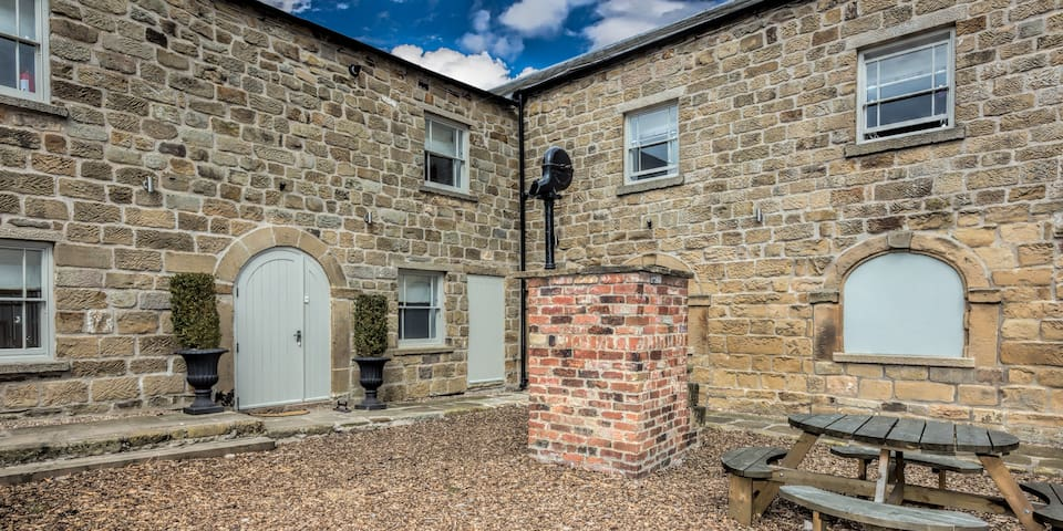 The Old Milking Parlour - Oakerthorpe