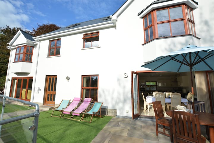 5 Star Luxury Property 1 mile from the beach - Stepaside - Haus