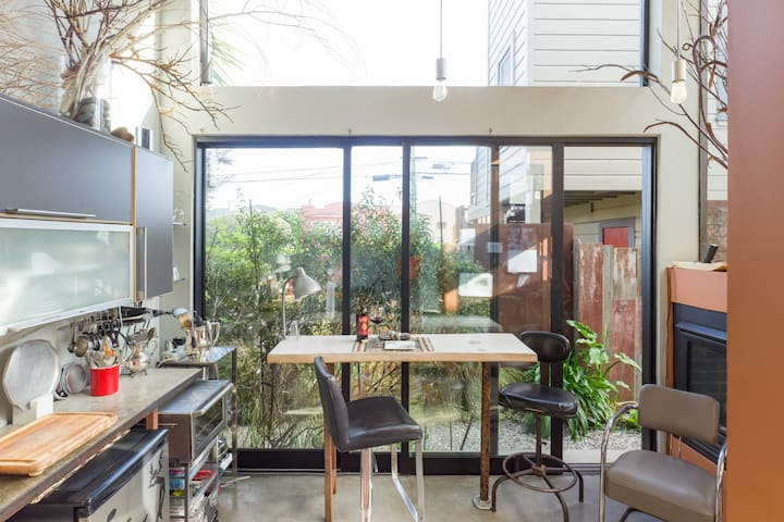 The Pavilion: A San Francisco Tiny House - 舊金山