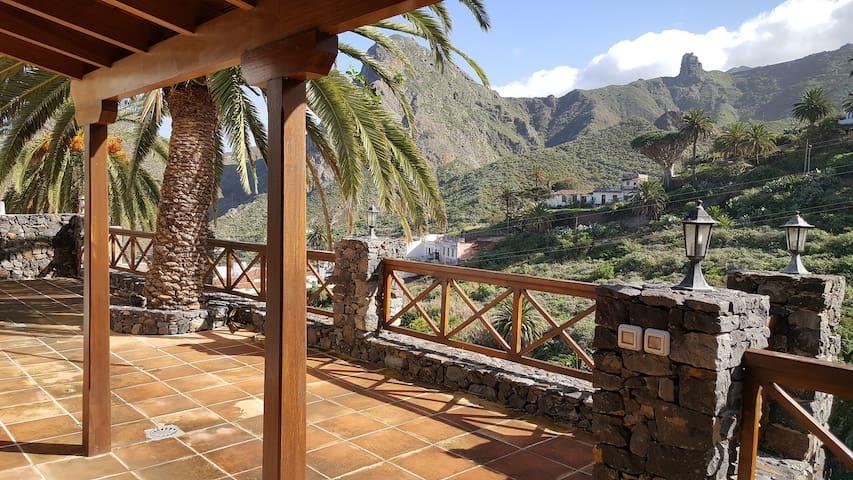 Casa Taganana - Santa Cruz de Tenerife - Huis