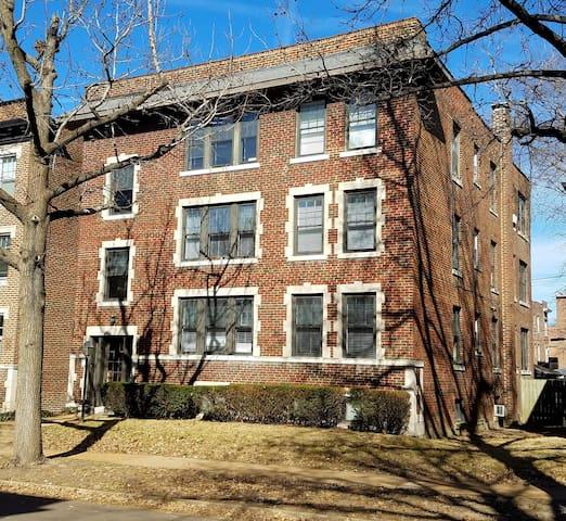 St. Louis Escape - Private Room in Clayton - Clayton - Lägenhet