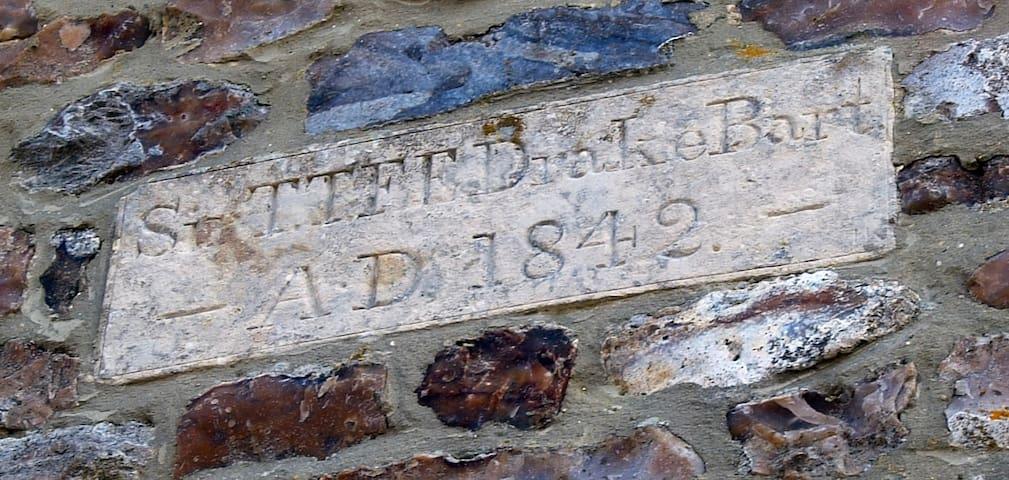 Coburns Barn, Bishopswood, Blackdown Hills (AONB) - Bishopswood - Bed & Breakfast