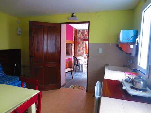 Comfortable apartment one Bedroom - Salta CAMPO QUIJANO - Apartament