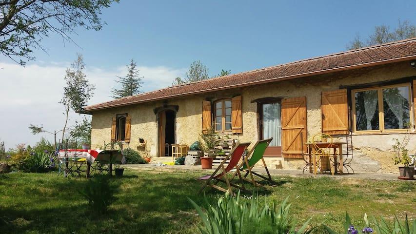 chez audrey - Lamazère - Huis