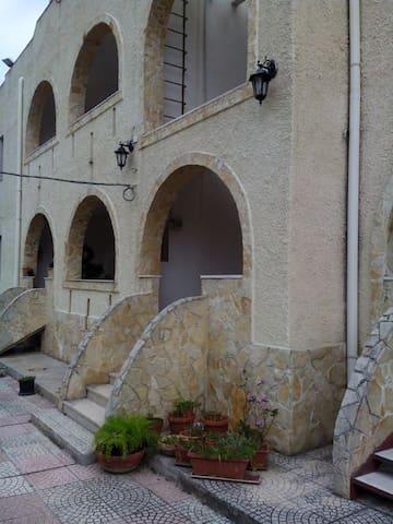 Holiday apartment,  sea 100 m far (C) - Leporano Marina - Daire