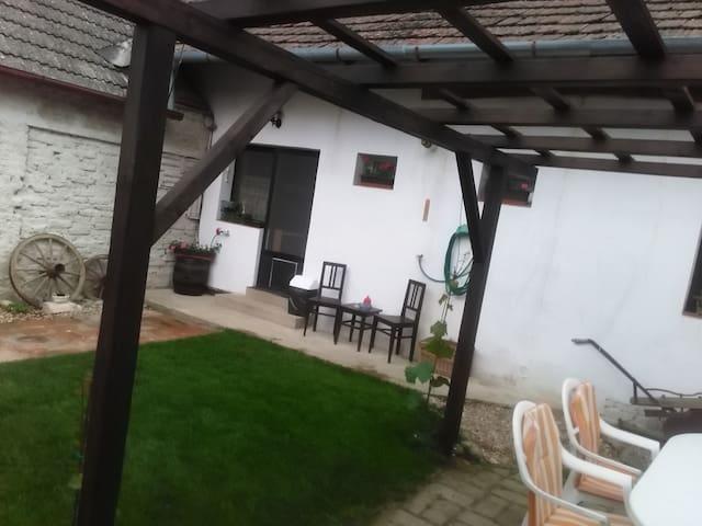 ubytování Pavla pod Pálavou - Pavlov - Casa