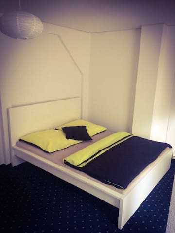 Nice and clean Doubleroom - Rostock - Daire