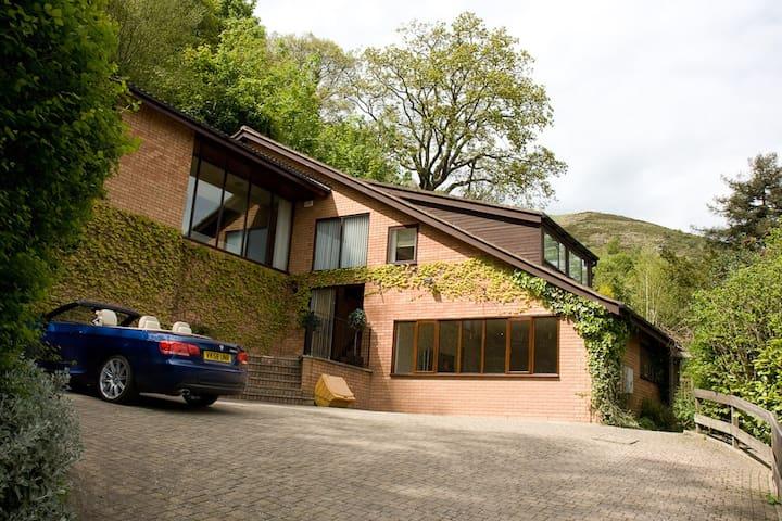 Hillside House, Great Malvern - Worcestershire - Casa