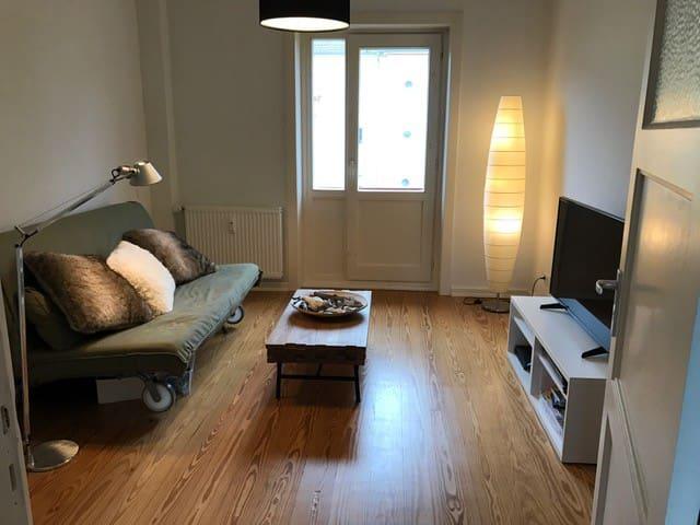 Schöne kleine Wohnung in Nähe des Stadtparks - Hamburg - Apartemen