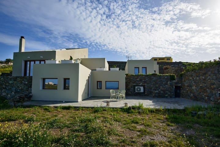 Apartment Armonia near Ermoupolis Syros - Ermoupoli - Apartament