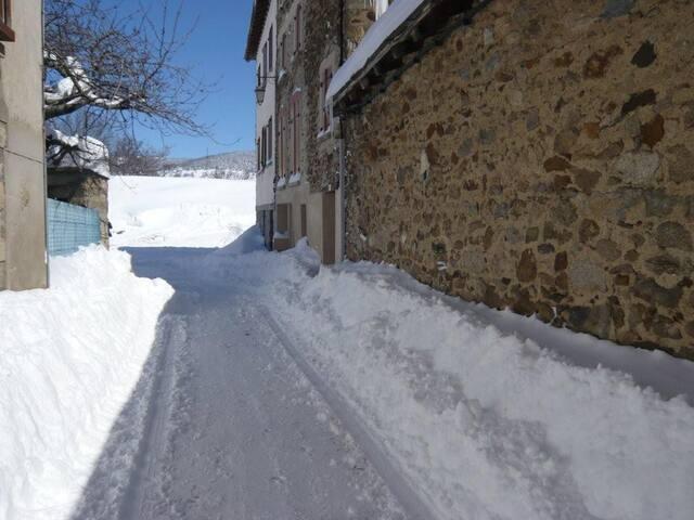 Maison de charme à la montagne 1600m altitude - Mont-Louis - Huis
