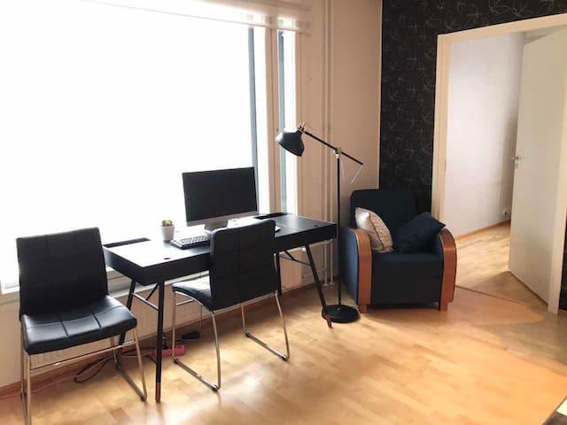 Spacious and modern 75 sqm apartment - Tampere - Departamento