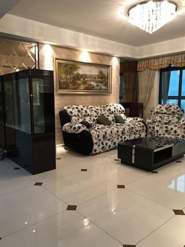 豪华舒适的现代风格,给您一个完完全全的居家体验。 - 南京 - Apartmen