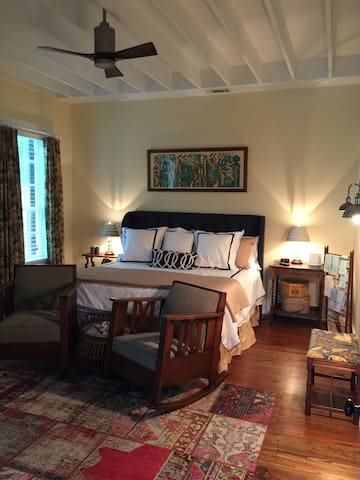 Colonsay Cottage, Room 2 - Holly Springs - Gjestehus