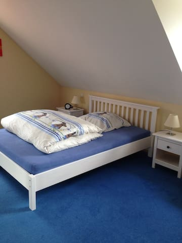 Traumhaft ruhige Gästezimmer. - Thurnau - Hus