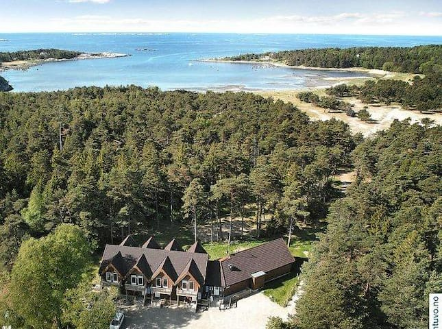 Hvaler Resort,. - Skjærhalden - Hus