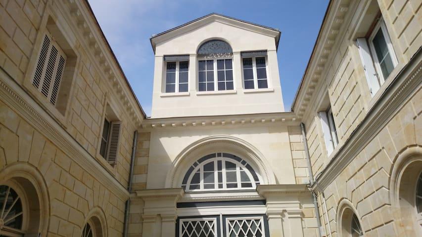 Une suite  avec une vue panoramique - Vernou-sur-Brenne - Appartement