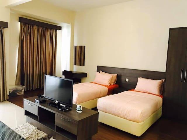 Bayou Lagoon Park Resort - Bukit Katil - Appartement