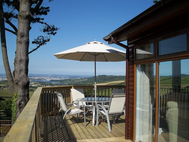 3 bedroom lodge at Whitsand Bay. - Millbrook , near Torpoint