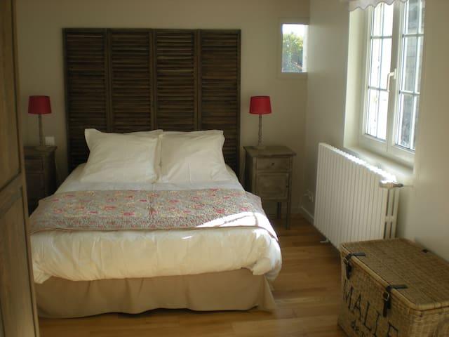 Chambre proche de Saumur - Cizay-la-Madeleine - Bed & Breakfast