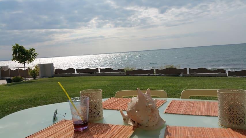 Ιατράκης Ιωάννης (Iatrakis Ioannis) - Avdira - Huis