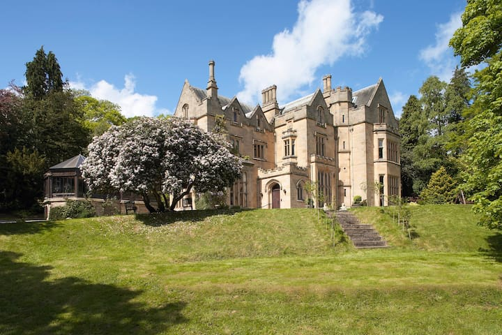 One of the best 10 houses in Scotland-Country Life - Galashiels - Другое