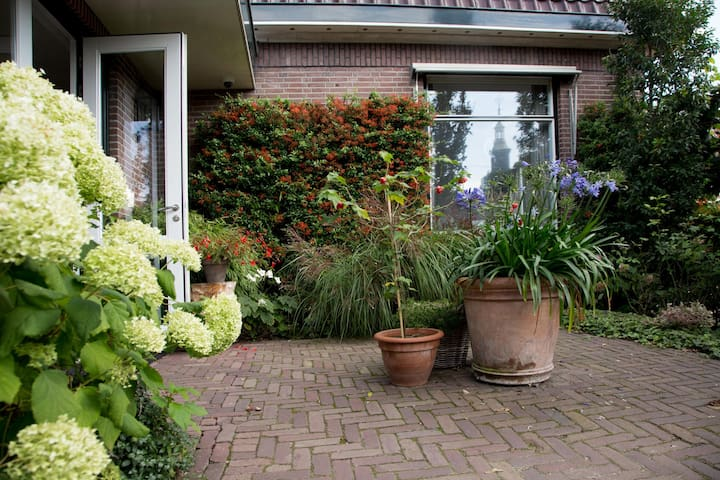 Luxury house in beautiful nature - Hazerswoude-Dorp - Huis
