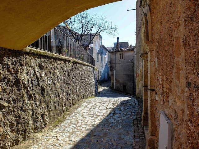 Charming home in  ancient village - Altilia