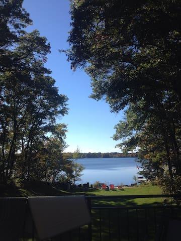 Quiet, Cozy Lake Home - Baxter - Maison