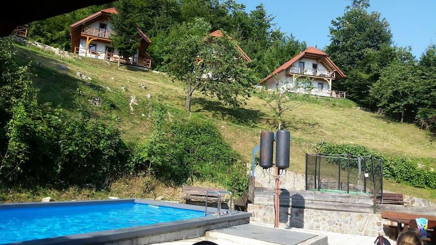 Holiday home Pavlin 2. - Šenturška Gora - Ev