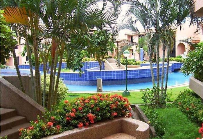 Bello Apartamento Vacacional en Isla de Margarita - Porlamar - Apartamento