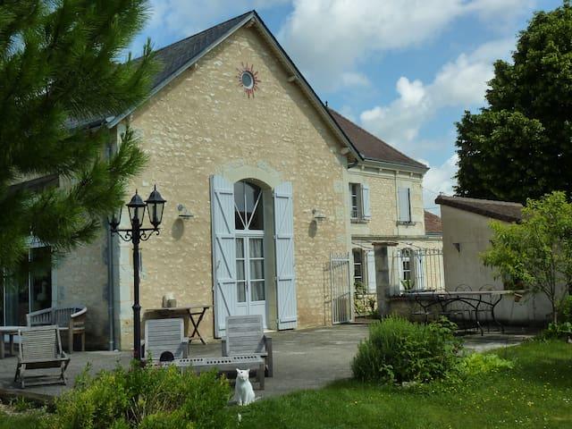 Chambre Cosy au Futuroscope - Marigny-Brizay - Pousada