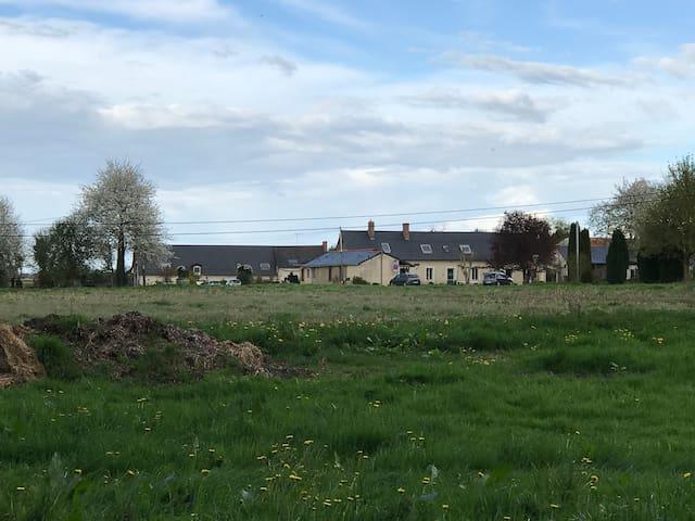 Maison de campagne - Daumeray - Casa