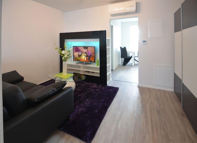 Groß, möbliert, vollausgestattet - perfekt - 28 - Raunheim - Apartemen berlayanan