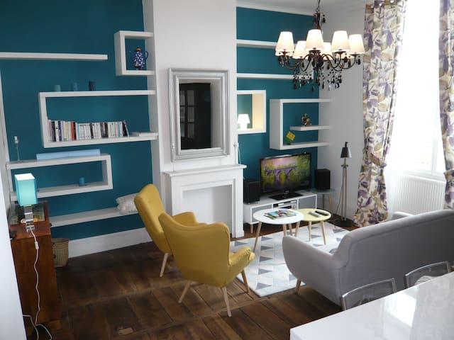 Bel appart, quartier historique - Cahors - Lägenhet