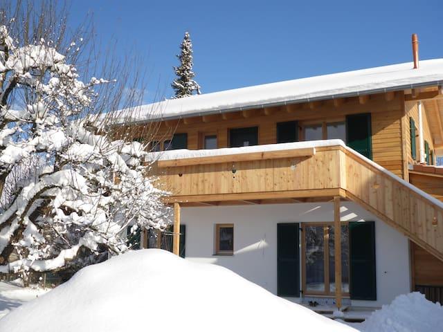 """Ferienhaus Inntal - Wohnung """"Wildwasser"""" - Kiefersfelden - Huoneisto"""