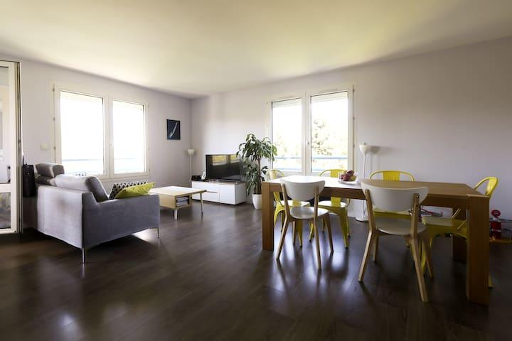 Chambre chez l'habitant - Montigny le Bretonneux - Apartamento