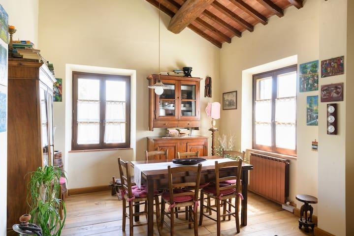 Old house in Tuscany - Cortona - Casa
