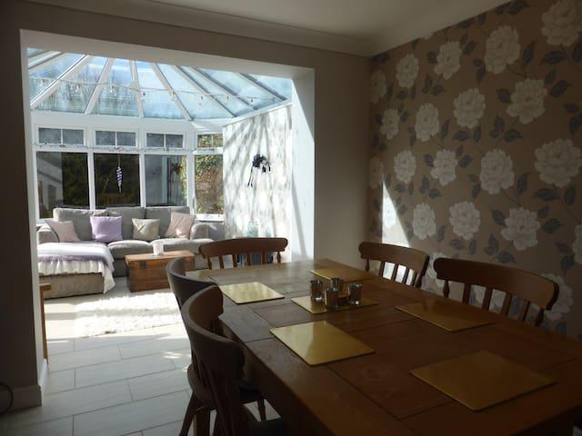 Modern detached home near Chipping Sodbury. - Yate - Haus