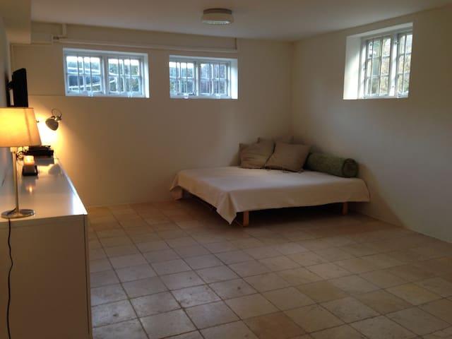 2 Nice and spacious rooms - Frederiksberg - Villa