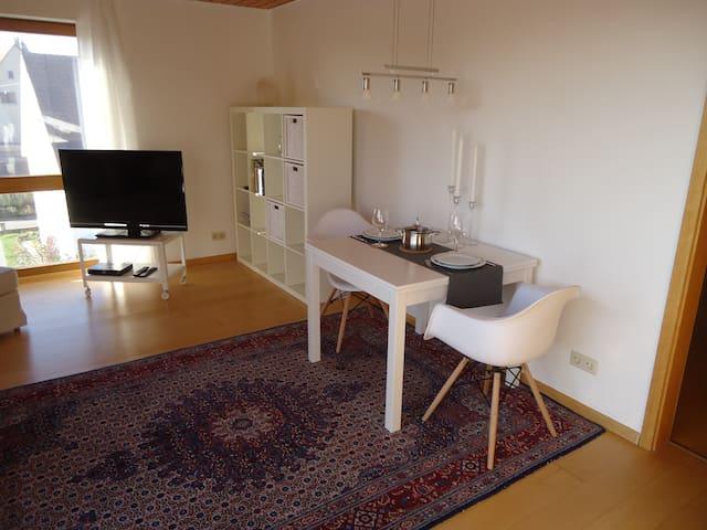 Rhein Apartment by Neiss - Weil am Rhein - Apartamento