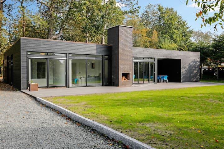 New beachhouse near Aarhus (Saksild Strand) - Odder