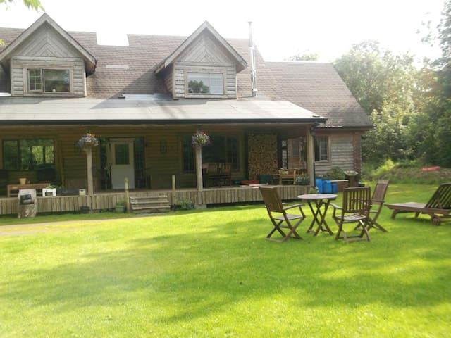 Log house - Craughwell